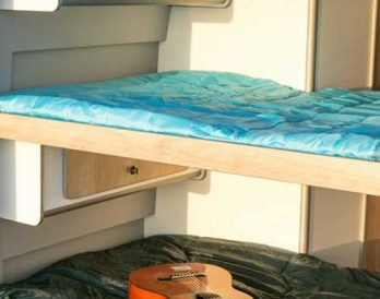 HOW Campers - Campervan Beds