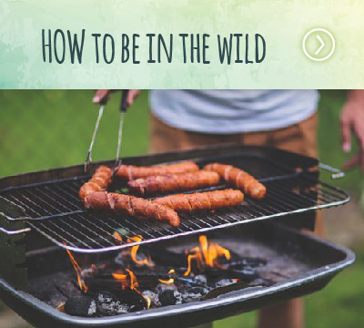HOW Campers - HOW to be in the wild
