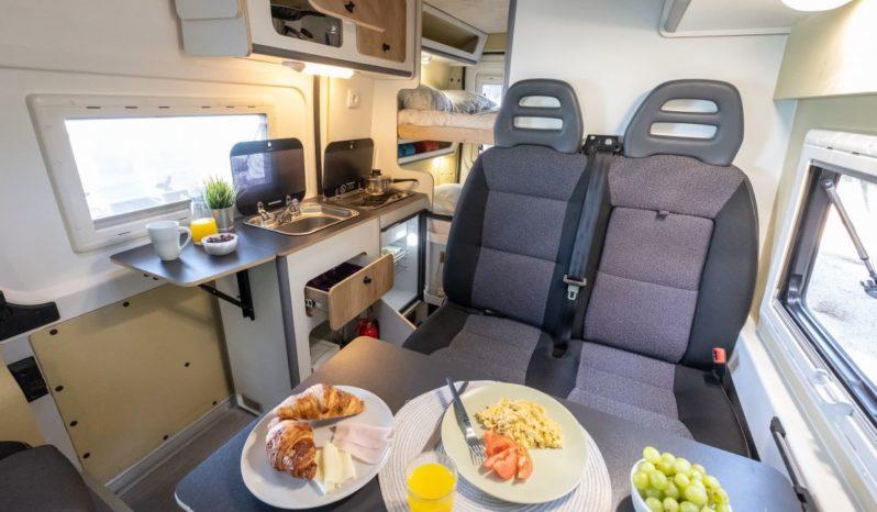 Fiat Ducato MH2 – 4 Passengers full