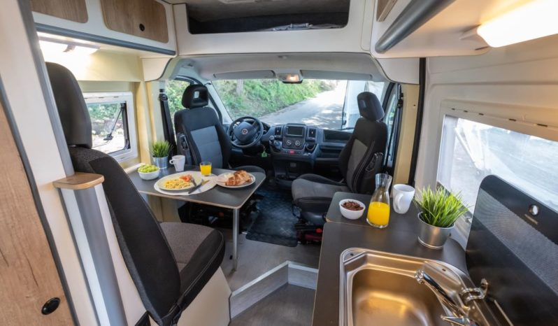 Fiat Ducato – 2 Passengers full