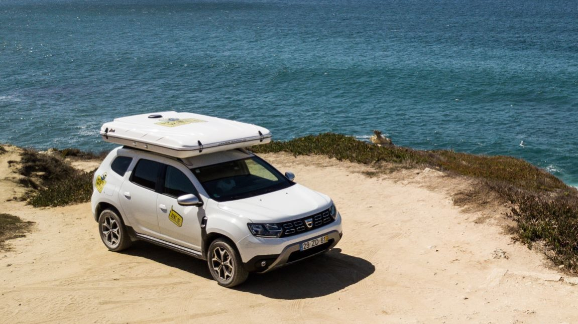 How Campers Rent A Campervan In Portugal And Spain Rooftop Tent