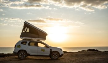"SUV with Roof Top Tent – ""The Overlander"" full"