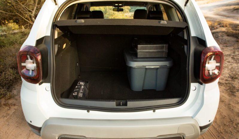 SUV avec Tente de Toit  – «Le Overlander» plein